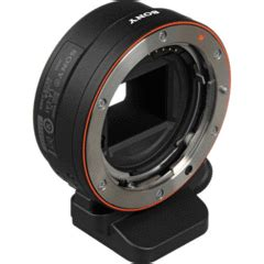 sony la ea1 a mount lens to nex adapter canada and cross