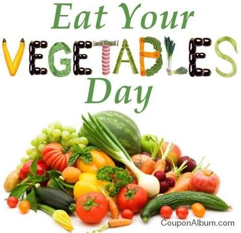 vegetables a day eat your vegetables day meme generator