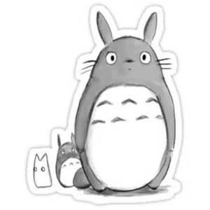 Kawaii my neighbor totoro tumblr drawing from redbubble things