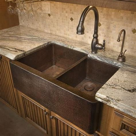 trails copper sink 1000 ideas about copper kitchen sinks on