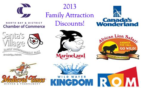 discount vouchers dorset attractions north bay and district chamber of commerce summer fun