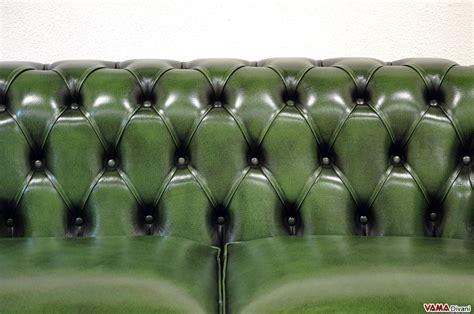 divani pelle invecchiata divano chester verde inglese in vera pelle invecchiata a mano