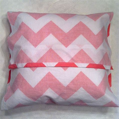 pattern for envelope style cushion cover diy pocket pillow case someday i will knit and sew