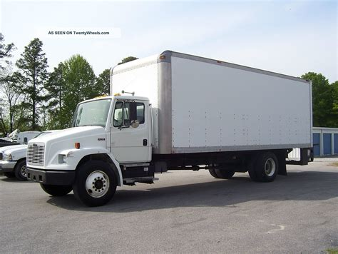 Adding Side Door To Box Truck - freightliner business class fl series