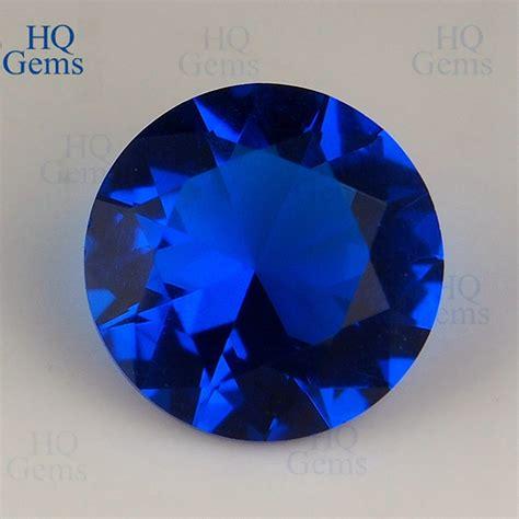 Blue Sapir Selon cristal bleu verre saphir prix bleu pierres pr 233 cieuses