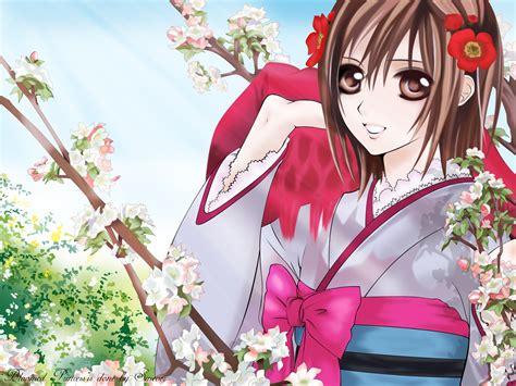 Anime Yuki by Yuki Cross Wallpaper Kawaii Anime Wallpaper 34103122