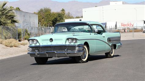 1958 buick special 1958 buick special hardtop s57 rogers classic car