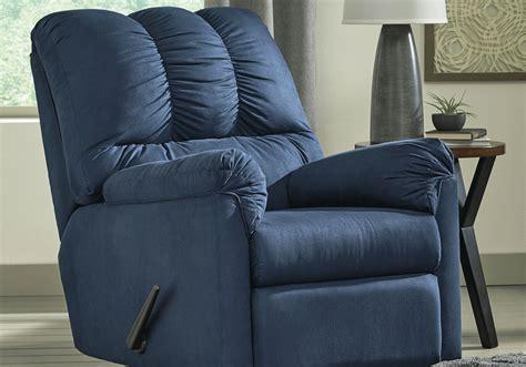 blue rocker recliner darcy blue rocker recliner lexington overstock warehouse