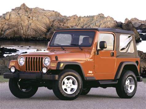 2005 jeep wrangler   pricing, ratings & reviews   kelley