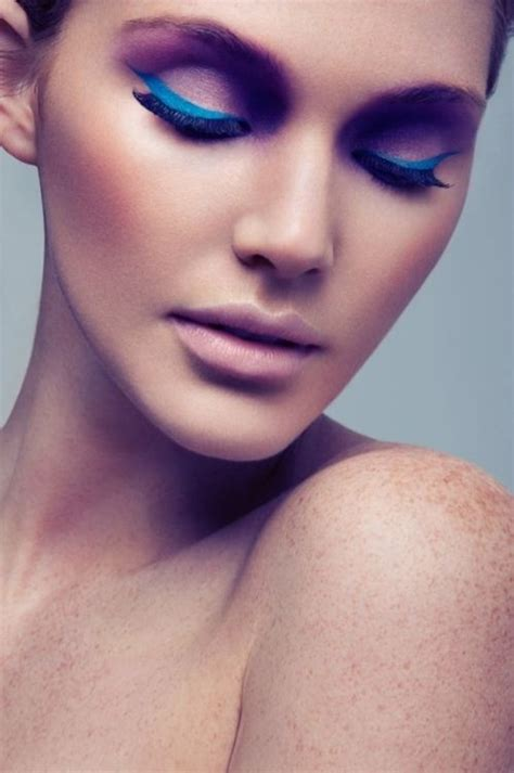 7 Gorgeous Ways To Wear Eye Shadow by 7 Tips To Wear Bright Makeup For Summer Makeup