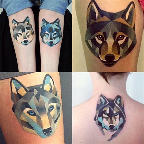 tatouages g 233 om 233 triques belle id 233 e ou tendance qui va s
