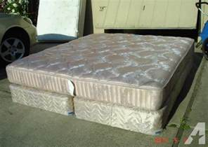 beautyrest cal king mattress set carmichael for sale