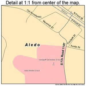 aledo map aledo map 4801744