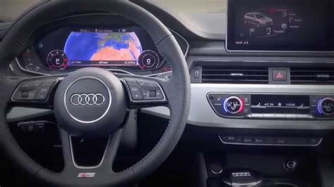 audi a4 2016 interior new 2016 audi a4 avant interior youtube