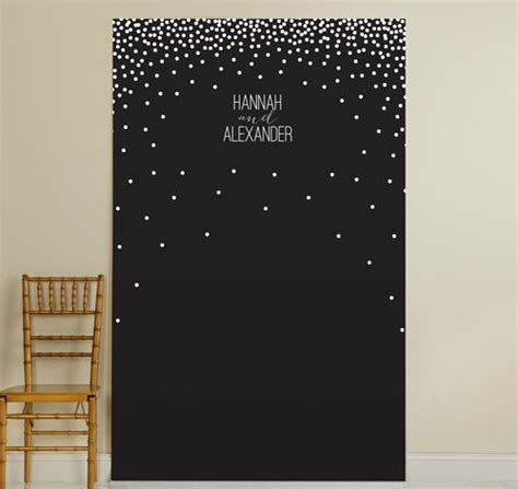 16 photo booth backdrop ideas images diy photo booth the black white dotted photo booth backdrop is perfect