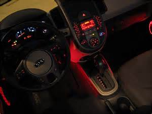 Mood Lighting In Car Kia Soul Is A Bright Idea With New Headlights Accent Lights
