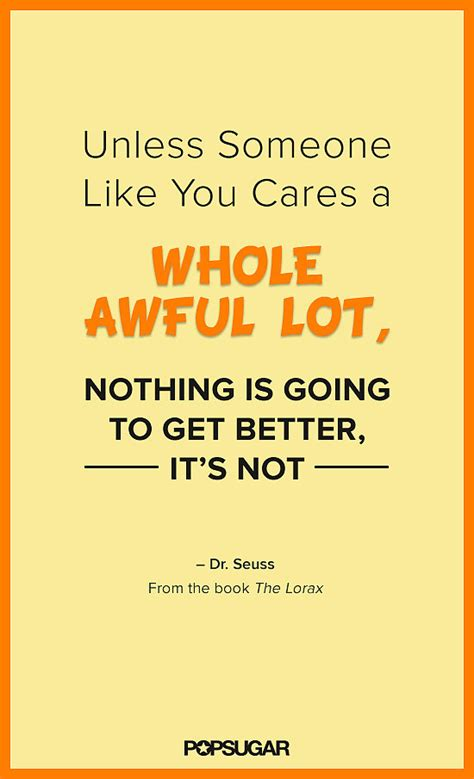 Lorax Quotes | Funny Lorax Quotes