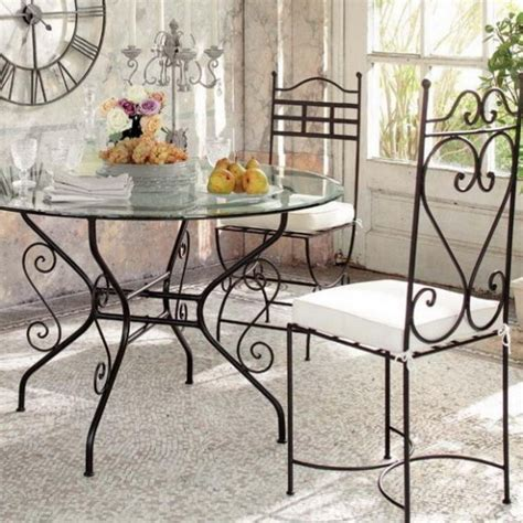 Iron Furniture Wrought Iron Furniture And Accessories Home Designs Project