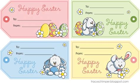 printable easter labels pieces of me free easter tags