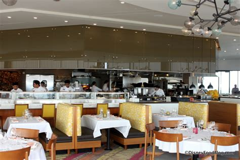 California Kitchen Grill Tallahassee Review California Grill In Disney S Contemporary Resort