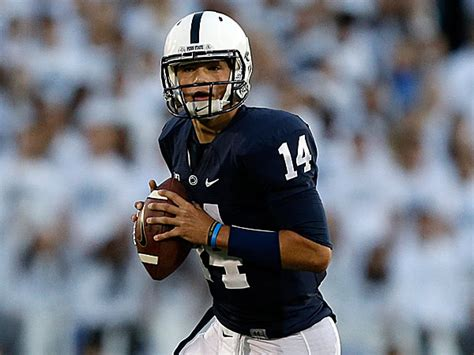 hackenberg wins  big ten freshman   week award