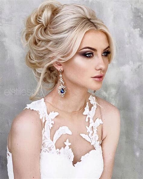Wedding Hairstyles Side Parting by Wedding Hairstyles With Middle Parting 44 Wedding