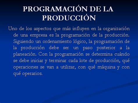 para realizar las funciones de produccion de gametos y read more programaci 243 n de la producci 243 n presentaci 243 n powerpoint