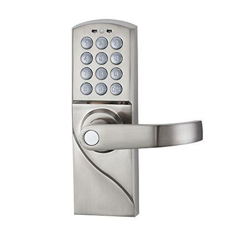 Lock Door Electronic Keypad Lock Digital Combination Hardware haifuan right digital keypad door lock with backup electronic keyless entry by