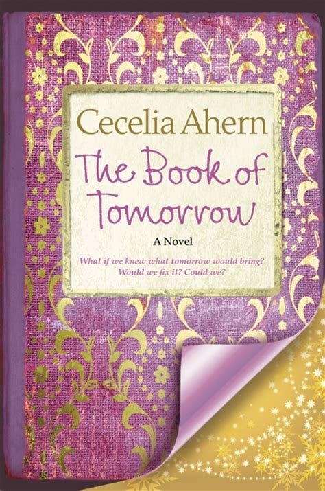 libro the book of tomorrow the book of tomorrow by cecelia ahern
