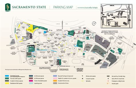 csus map california state sacramento cus map pictures to pin on pinsdaddy