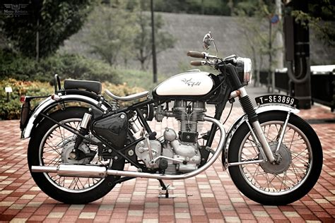 royal enfield bullet 350 by goods motor