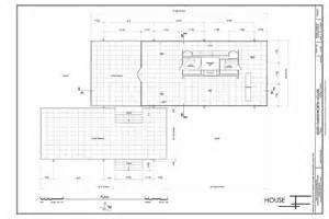 House Dimensions Plan Edith Farnsworth House 14520 River Road Plano