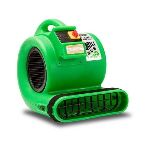 b air blowers grizzly power grizzly power 1 hp vent air mover carpet dryer floor