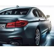 BMW 5 Series 2017 540i Variant  Indian Autos Blog