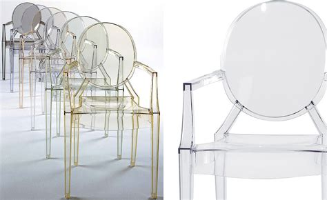 Philippe Starck Ghost Chair by Louis Ghost Chair 2 Pack Hivemodern
