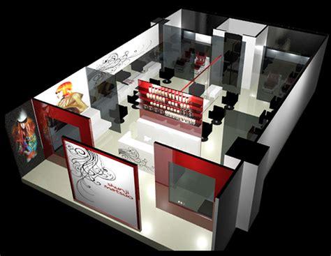 Small Hair Salon Floor Plans by Shunji Matsuo Hair Salon On Behance