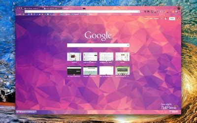 google themes top 10 best themes for google chrome browser