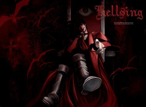 hellsing the alucard hellsing 9 wallpapers your daily anime wallpaper