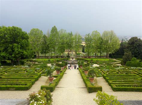 giardini a firenze non boboli 9 giardini da visitare a firenze