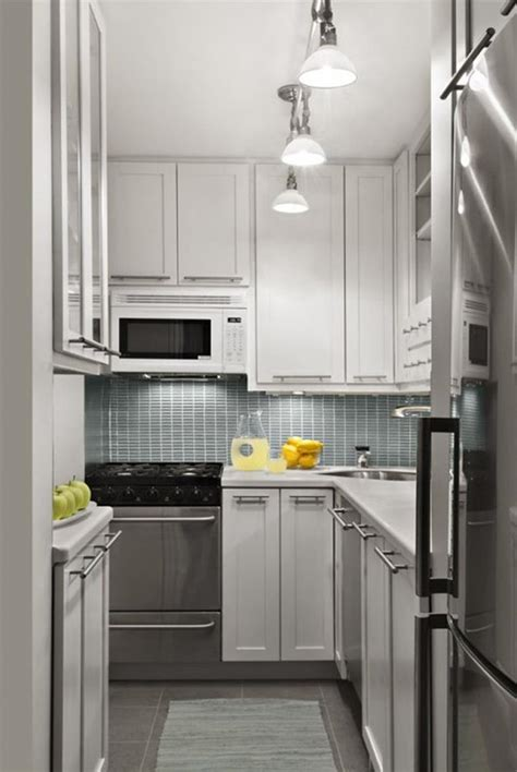 25 Small Kitchen Design Ideas Page 2 Of 5 Small Kitchen Cabinets Design Ideas