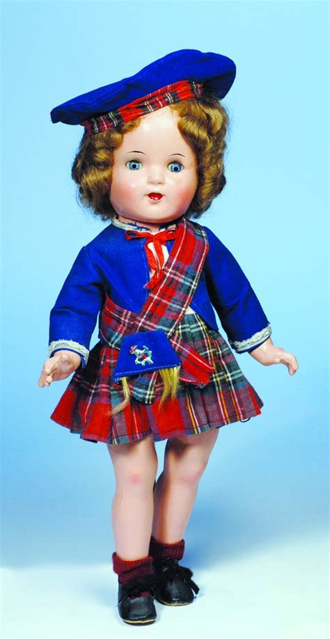 composition doll marked usa 16 barn house antiques composition shirley temple dolls