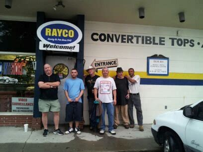 rayco auto upholstery rayco auto upholstery convertible tops furniture