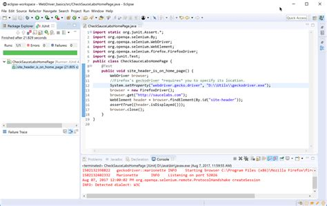 eclipse book image search results how to configure webdriver selenium for java in eclipse on