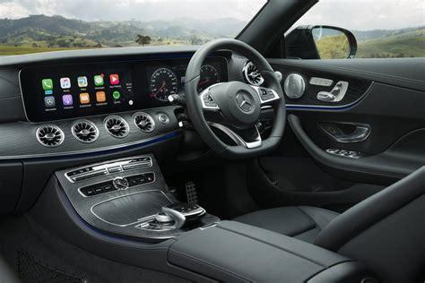 2017 e class coupe interior 2017 mercedes benz e400 coupe review