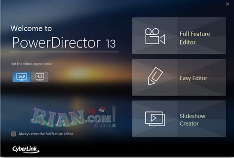powerdirector menu templates cyberlink powerdirector ultimate v13 0 patch tsarsoft