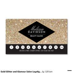 white and gold business cards rewards cards loyalty cards