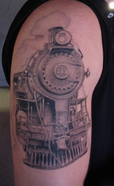 steam train tattoo designs the gallery for gt steam tattoos