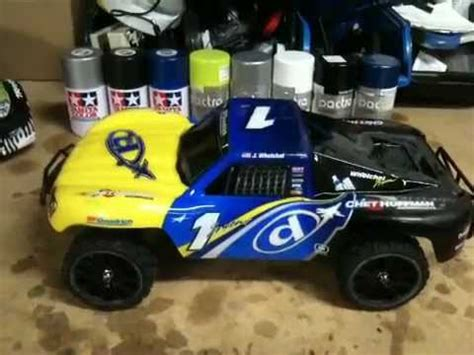 On Road 1 16 A Jakartahobby traxxas 1 16 slash vxl converted from road rally