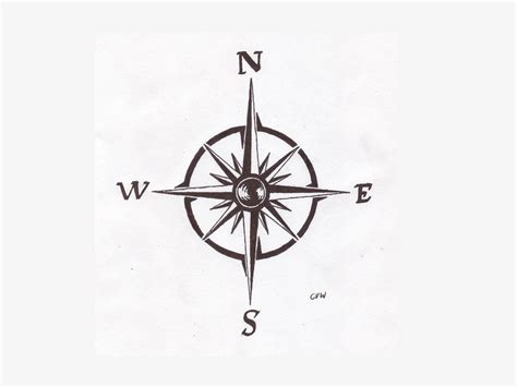 compass tattoo phrase compass tattoo love to get it with the words from