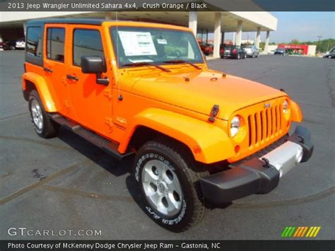 orange jeep wrangler unlimited for sale crush orange 2013 jeep wrangler unlimited 4x4